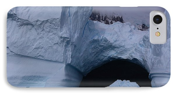 Iceberg Passthrough IPhone Case by Andrei Fried