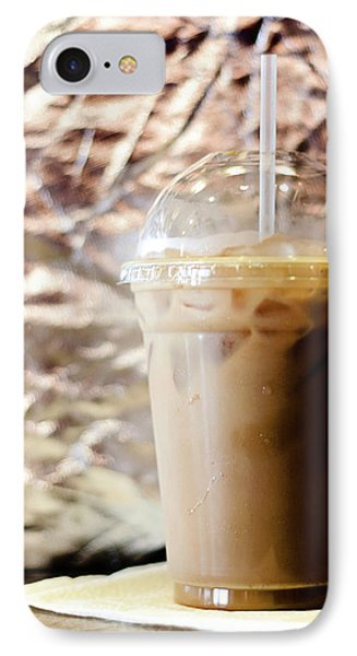 Iced Coffee 2 IPhone Case