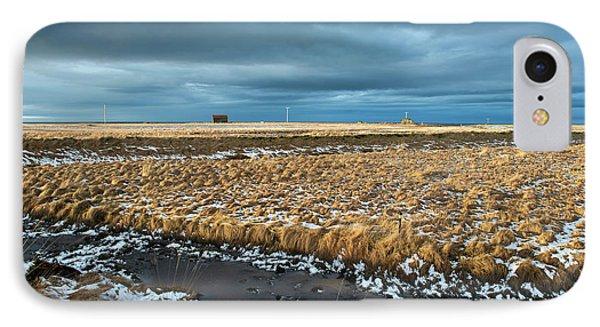 IPhone Case featuring the photograph Icelandic Landscape by Dubi Roman
