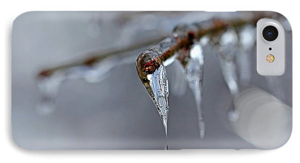 Icicle Teardrop IPhone Case