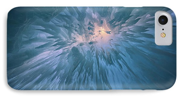 IPhone Case featuring the photograph Icicles by Rick Berk