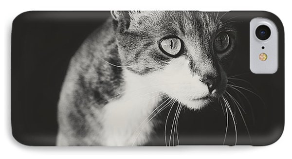Ickis The Cat IPhone Case by Kharisma Sommers