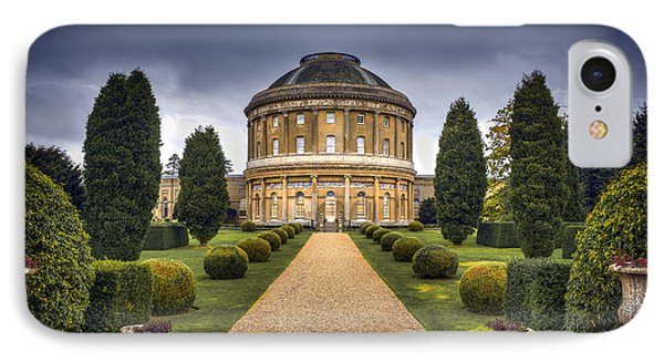 Ickworth House IPhone Case by Svetlana Sewell