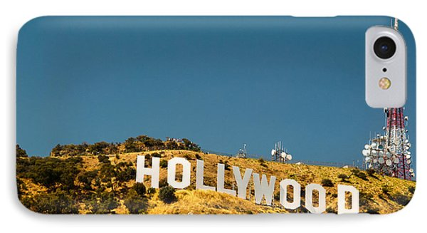 Iconic Shot - Beachwood Canyon IPhone Case by Natasha Bishop