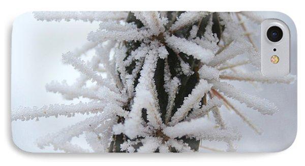 Icy Cactus IPhone Case