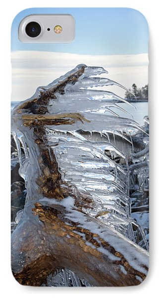 Icy Claw IPhone Case by Jill Laudenslager