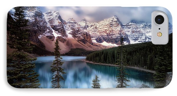 Icy Stillness IPhone Case by Nicki Frates