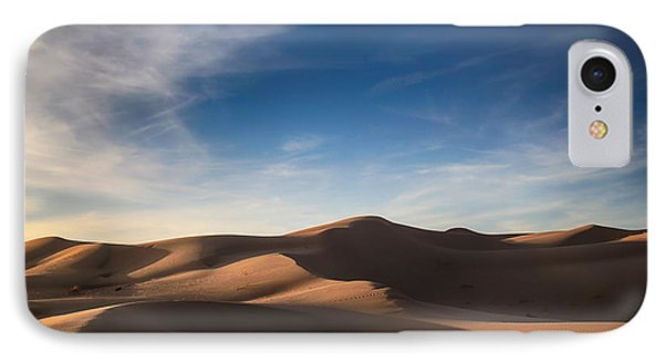 Desert iPhone 7 Case - I'd Walk A Thousand Miles by Laurie Search