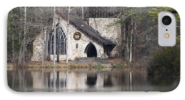 IPhone Case featuring the photograph Ida Cason Callaway Memorial Chapel by Linda Geiger