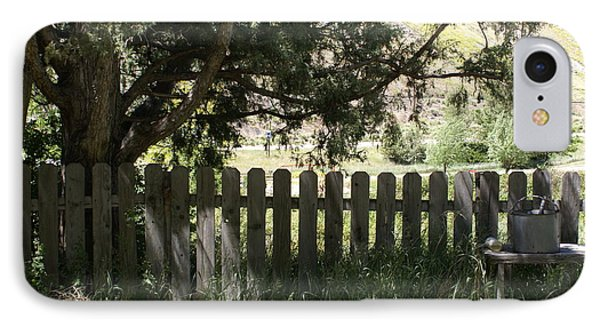 Idaho Farm1 Phone Case by Cynthia Powell