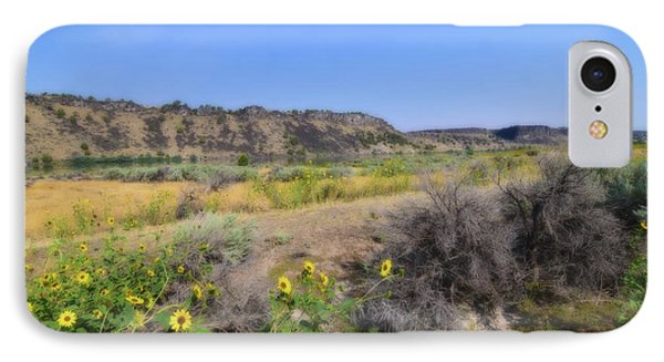 IPhone Case featuring the photograph Idaho Landscape by Bonnie Bruno