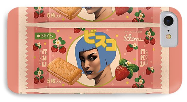 Idoru Sweets IPhone Case