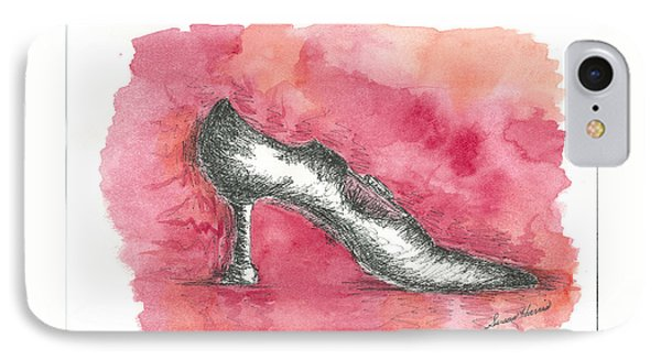 If The Shoe Fits IPhone Case by Susan Harris