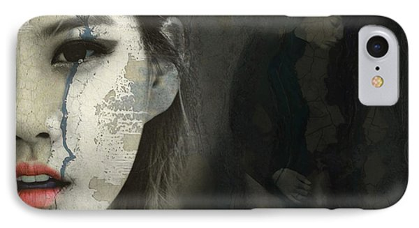 If You Don't Know Me By Now IPhone Case by Paul Lovering