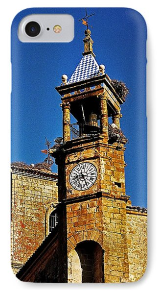 Iglesia De San Martin - Trujillo Phone Case by Juergen Weiss