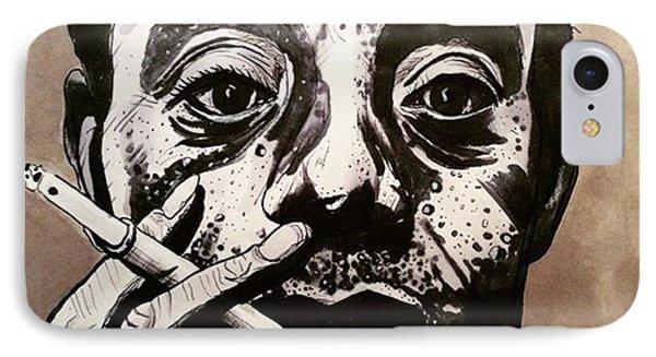 James Baldwin IPhone 7 Case