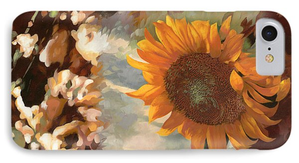 Il Girasole IPhone Case by Guido Borelli