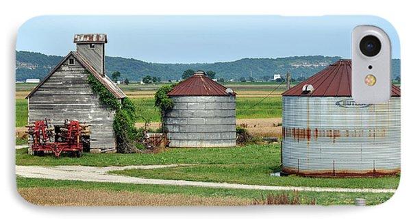 Ilini Farm Phone Case by Marty Koch