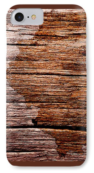 Illinois 4w IPhone Case by Brian Reaves