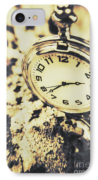 Illusive Time IPhone Case by Jorgo Photography - Wall Art Gallery