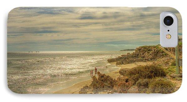 Iluka, Western Australia IPhone Case by Elaine Teague