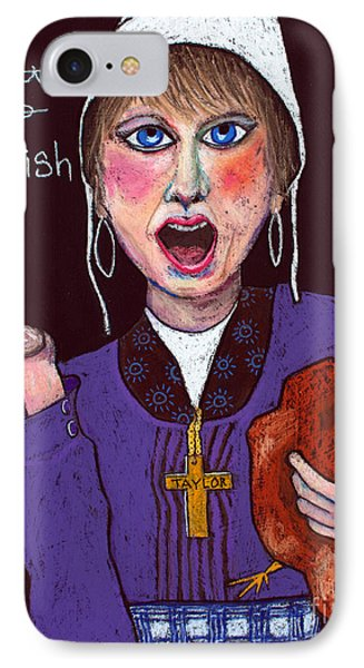 I'm Amish IPhone Case