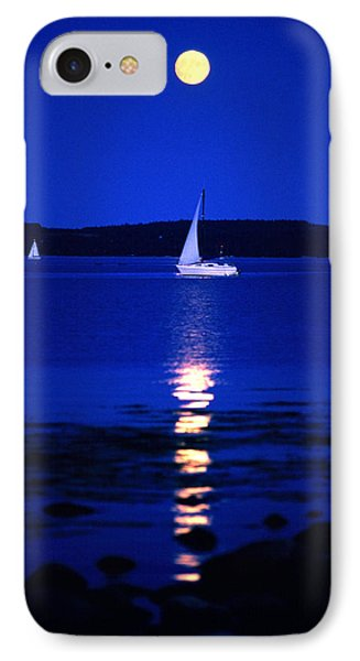 Imageworks Photographic Sailboat Out On IPhone Case by Imageworks Photographic