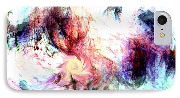 Imagination IPhone Case by Linda Sannuti