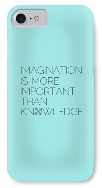 Imagination IPhone Case by Melanie Viola