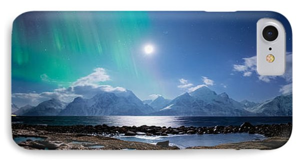Imagine Auroras IPhone Case by Tor-Ivar Naess