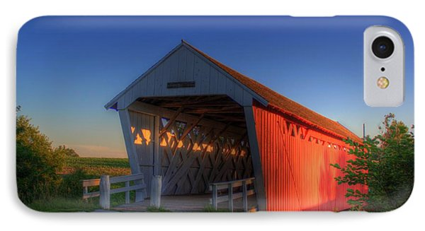 Imes Covered Bridge IPhone Case