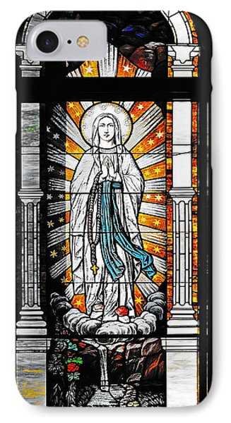 IPhone Case featuring the photograph Immaculate Conception San Diego by Christine Till