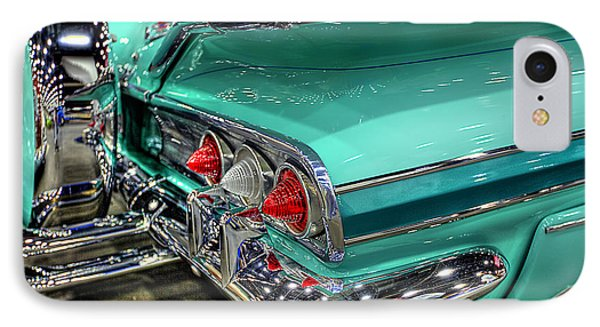 Impala IPhone Case by Nicholas  Grunas