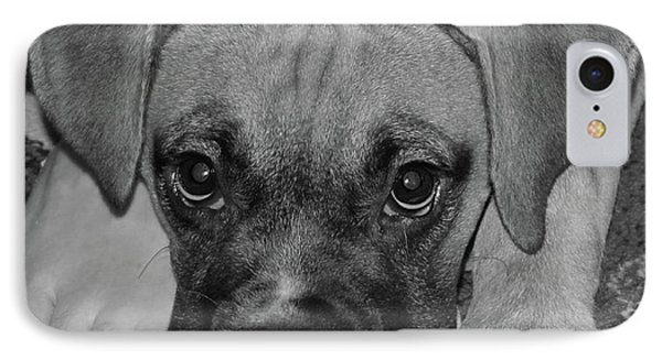 Impawsible Phone Case by DigiArt Diaries by Vicky B Fuller