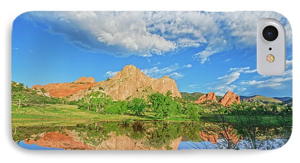 Impossible Not To Fall In Love With Colorado. Here's Why.  IPhone Case by Bijan Pirnia