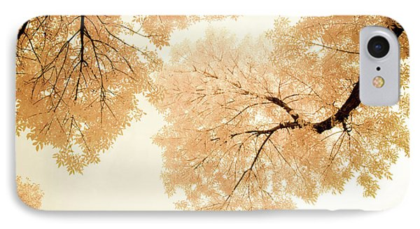 Impressions Of October IPhone Case by John De Bord