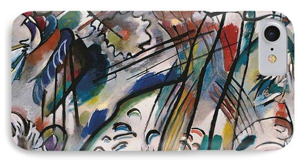 Improv 28 IPhone Case by Kandinsky