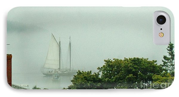 In A Fog IPhone Case by Christopher Mace