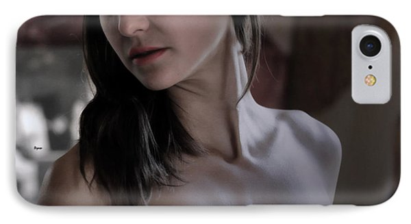 In A Moment Of Beauty Phone Case by Steven  Digman