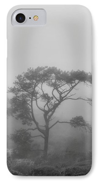 In A Soft Fog IPhone Case by Joseph Smith
