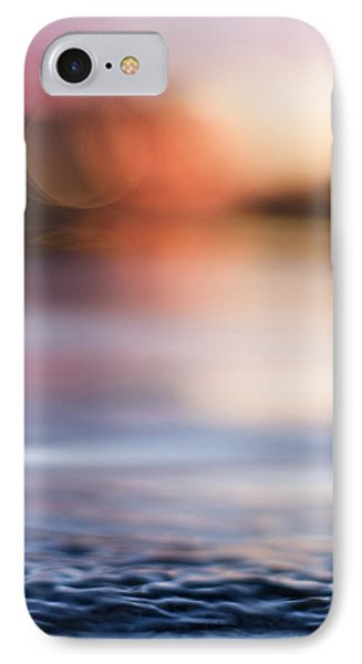 IPhone Case featuring the photograph In-between Days by Laura Fasulo