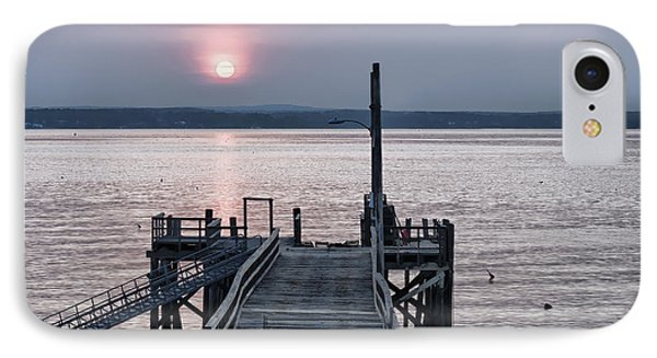 IPhone Case featuring the photograph In Colors Yet Untold by Richard Bean