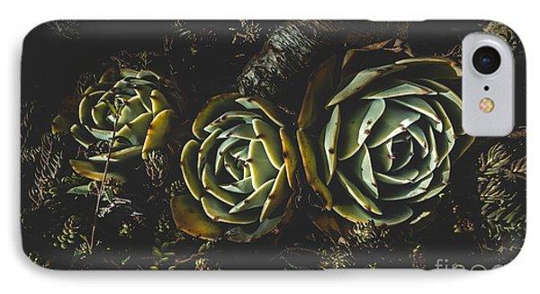 In Dark Bloom IPhone Case by Jorgo Photography - Wall Art Gallery