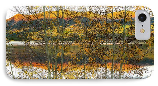 IPhone Case featuring the photograph In Early Morning Light by Tim Reaves