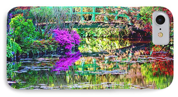 In Giverny IPhone Case by Olivier Le Queinec