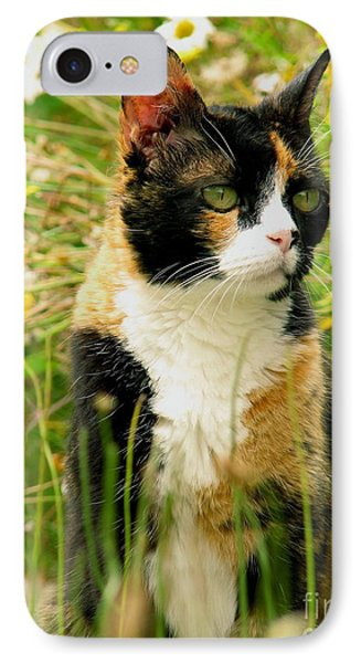 In Her Element IPhone Case by Rory Sagner
