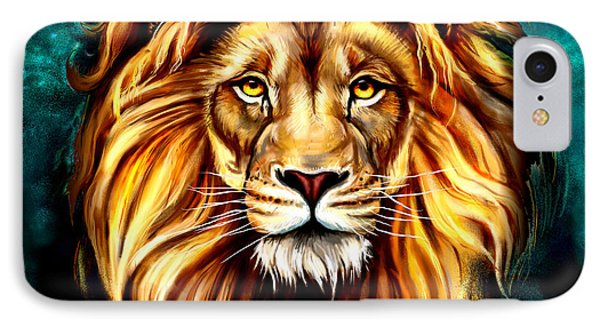 In Honor Of Cecil IPhone Case by Karen Showell