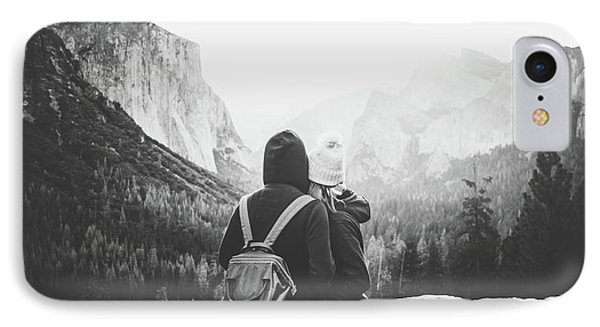 Yosemite Love IPhone Case by JR Photography