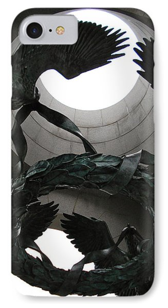 In Memorial Phone Case by Nelson F Martinez