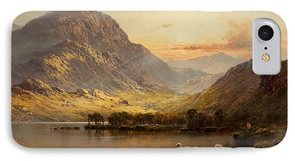 In North Wales IPhone Case
